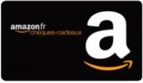 Chèque-Cadeau Amazon.fr