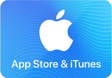 App Store & iTunes Card. A thousand and one ways to enjoy it